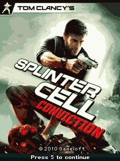 Splinter Cell- Conviction